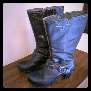 Dansko Rylan Crazy Horse Boots 39